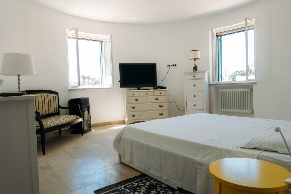 Camera da letto 1 - Villa Buona Onda